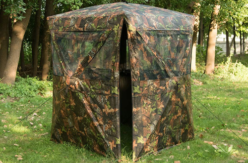 Superb Top 10 Best Portable Pop Up Hunting Blinds Reviews In 2019 Inzonedesignstudio Interior Chair Design Inzonedesignstudiocom