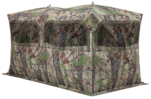 Barronett Blinds Pop Up Portable 6-Person Hunting Blind