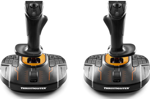 Thrustmaster T 16000M SPACE SIM DUO STICK