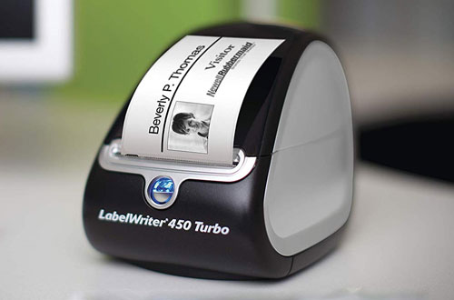 DYMO 450 Turbo Thermal Label Printer