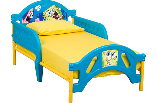 Nickelodeon Sponge Bob Girl Toddler Bed