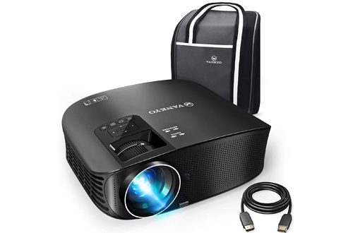 VANKYO Leisure 510 Full HD Video Projector with Carrying Bag