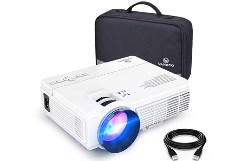 VANKYO LEISURE Full HD Lux Portable Movie Projector