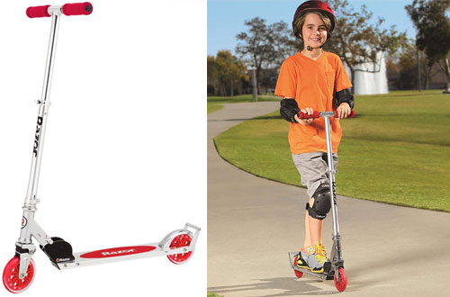 Razor A3 Kick Scooter- Frustration-Free Packaging