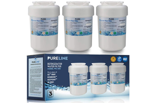 GE MWF Refrigerator Water Filter Compatible Cartridge