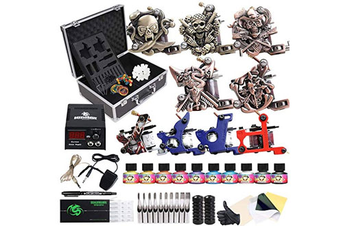 DragonHawk Starter Complete Tattoo Kit