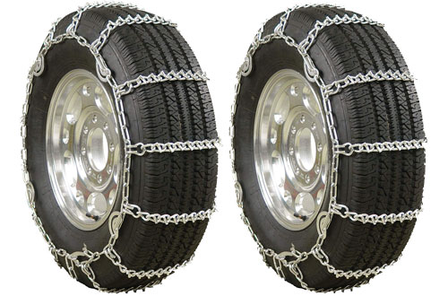 Glacier Chains H2828SC Light V-Bar Tire Chain for Truck