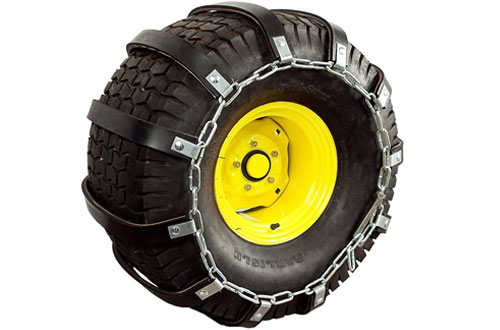 TerraGrips 20x8-8 Tire Chains for Snow