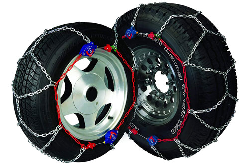 Peerless 0232805 Auto-Trac Light Tire Chain for Truck & SUV