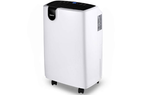 Yaufey 30 Pint Home Dehumidifier with Water Tank & Drain Hose