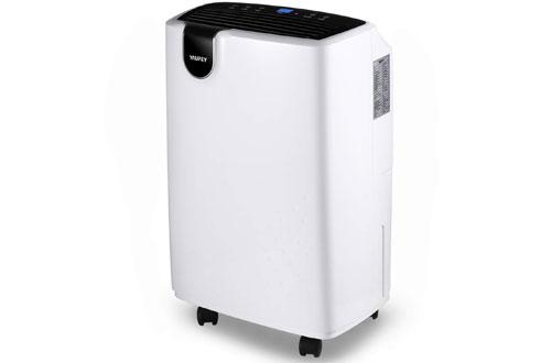 Yaufey 30 Pint Home Dehumidifierwith Water Tank & Drain Hose