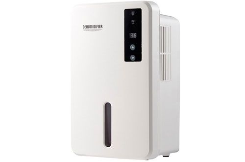FociPow 2200 Cubic Feet Portable Mini Dehumidifier for Bathroom & Basements