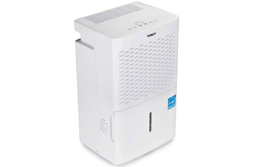 Tosot 70-Pint Home Dehumidifier with Pump for Basements