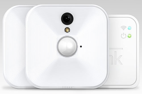 Blink Indoor Battery-powered Security Camera System Home