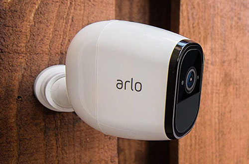 Arlo Pro-Wireless Home Security Camera System for Indoors/Outdoors