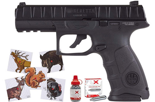 Beretta APX Blowback CO2 Air Pistol Rifle