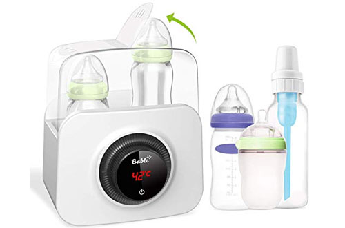 Multipurpose Baby Bottle Warmer and Sterilizer with Accurate Temperature Control
