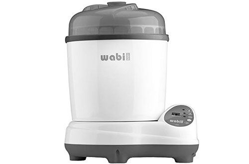 Wabi Baby Electric Steam Bottle Sterilizer and Dryer