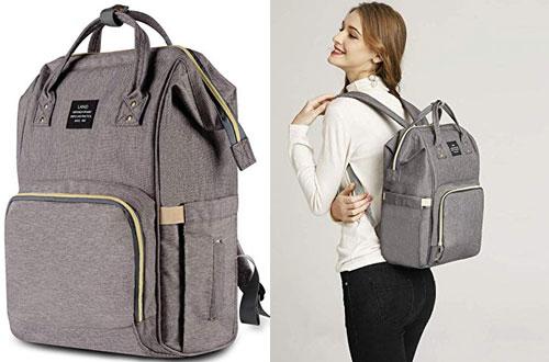 CoolBELL Multi-Function Waterproof Backpack Diaper Backpack for Baby