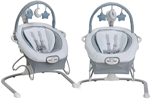 Graco Sway LX Baby Swing with Portable Bouncer