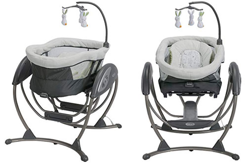 Graco Simple Sway Baby Swing and Sleeper