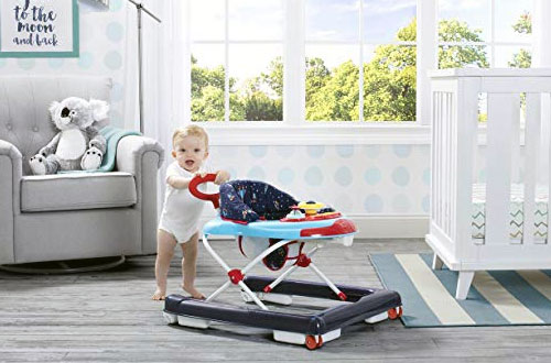 Delta Children 2-in-1 Activity Walker for Baby