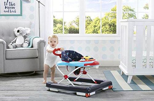 Delta Children 2-in-1 Activity Walker for Baby