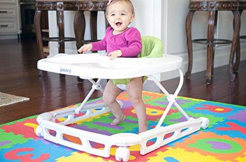 Joovy Charcoal Spoon Walker for Baby