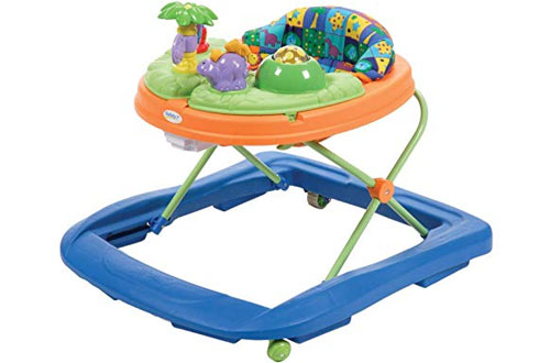 Safety First Discovery Baby Walker with Activity Tray