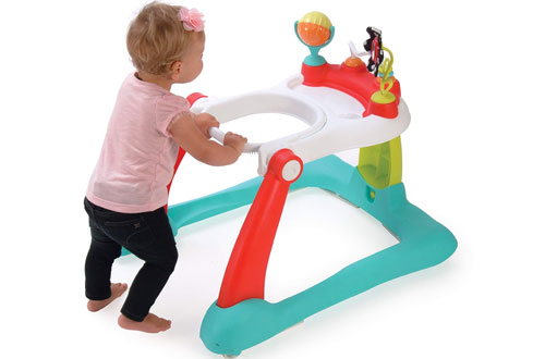 Kolcraft Baby Push Walker 2-in-1 for Girl and Boy