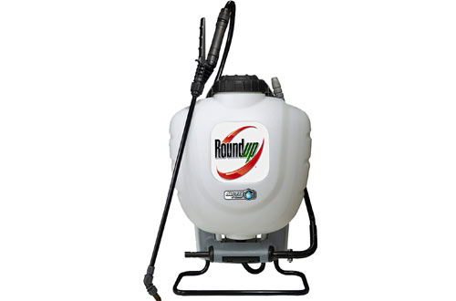 Roundup Pump Backpack Sprayer for Herbicides, Weed Killers and Insecticides
