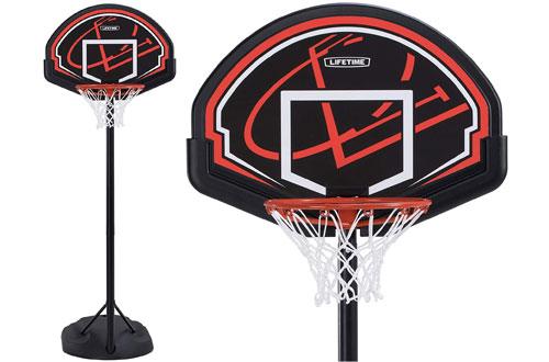 Lifetime Youth Adjustable Basketball Hoop