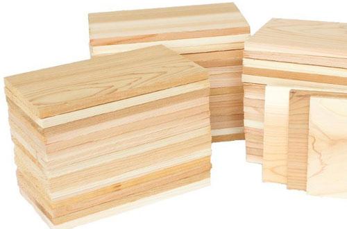 Cedar Wood Fire Grilling Planks - Restaurant Quantity