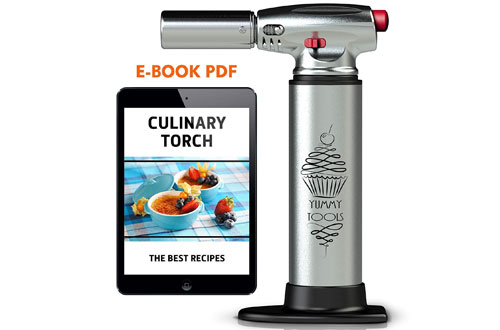 Yummy tools Blow Torch for Cooking Crème Brulee