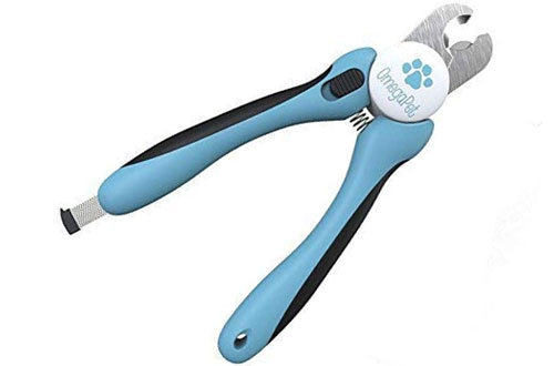Dog Nail Clippers & Dog Nail Trimmer and Toenail Clippers