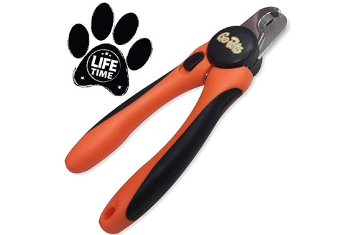 GoPets Professional Nail Clippers for Large Dogs and Cats