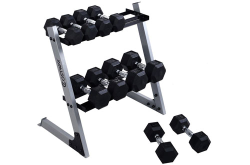 Giantex Dumbbell Weight Storage Rack Stand