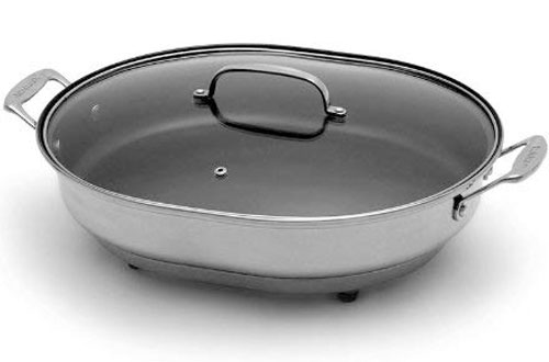 Cuisinart CSK-150 Oval Electric Skillet -1500 Watts