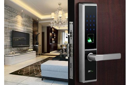 ZKTeco BiometricFingerprint KeylessSmart Door Locks