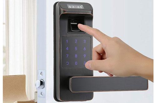 HARFO HL91 Fingerprint Keyless Door Lockfor Office & Home