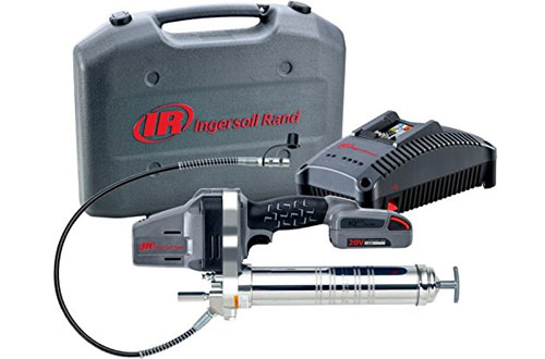 Ingersoll Rand LUB5130-K12 Electric Grease Gun Kit