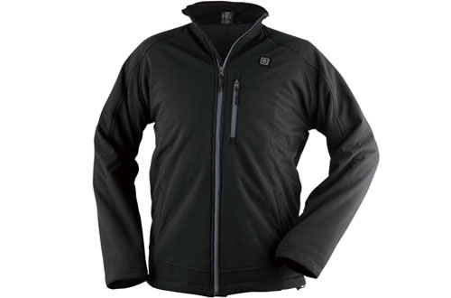 Prosmart Men's Electric Heated Jacket for Winter Sport & Working
