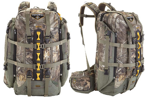 Tenzing TZ 4000 Hunting Backpack for Hiking