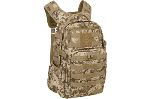 SOG Ninja Tactical Day Pack - 24.2-Liter Storage