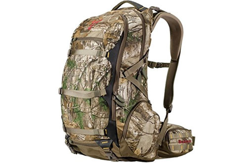 Badlands Diablo Dos Bow Hunting Backpack with Rifle