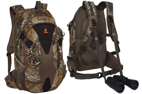Fieldline Pro Timber Hawk Large Basin Daypack - Realtree Xtra Camo