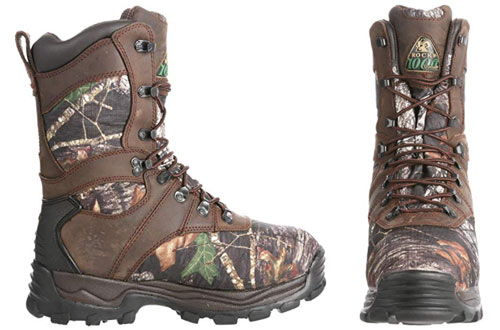 Rocky Sports Utility Max 1000G Insulated Waterproof Hunting Boots
