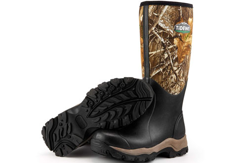 TideWe Insulated Waterproof Durable Hunting Boot for Men