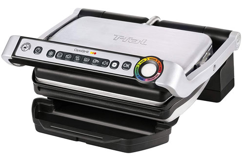 T-fal GC70 OptiGrill Removable Nonstick Electric Indoor Grill