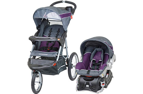 Baby Trend Expedition Jogging Stroller Travel System